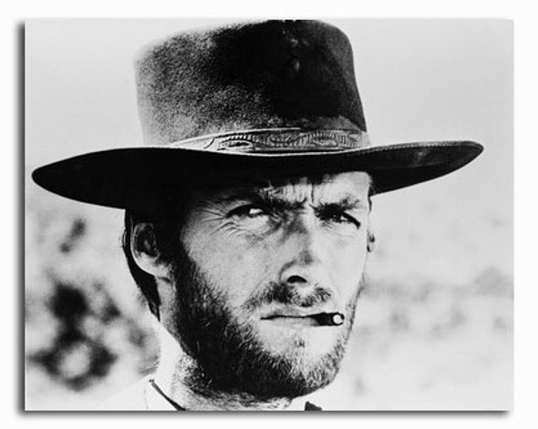 (SS22724) Clint Eastwood  The Good, The Bad and The Ugly Movie Photo