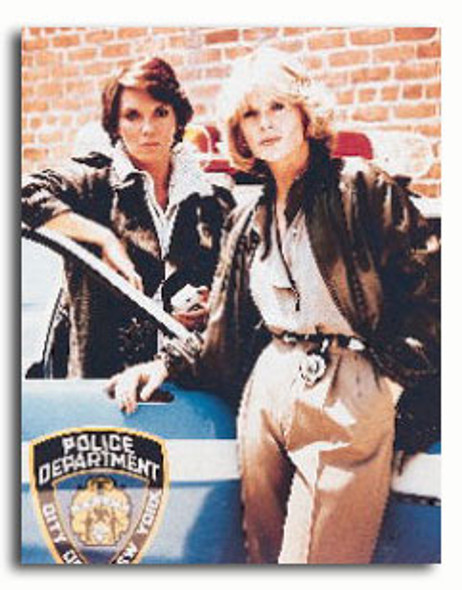 (SS27885) Cast   Cagney & Lacey Television Photo