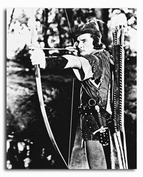 (SS155922) Errol Flynn  The Adventures of Robin Hood Movie Photo