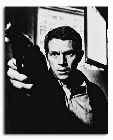 (SS156156) Steve McQueen  Bullitt Movie Photo