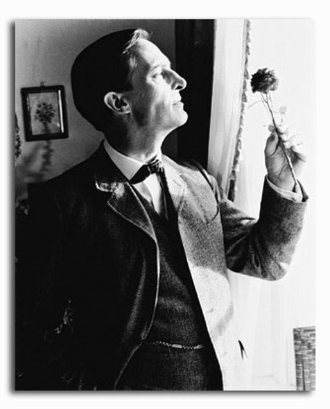 (SS162721) Jeremy Brett  The Adventures of Sherlock Holmes Movie Photo