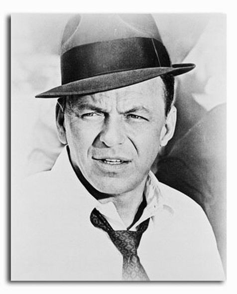 (SS164112) Frank Sinatra  Tony Rome Music Photo