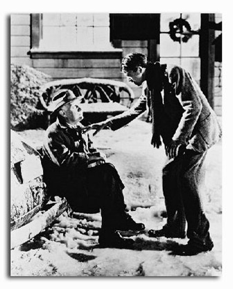 (SS170404) James Stewart  It's a Wonderful Life Movie Photo