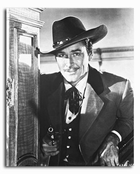 (SS189618) Errol Flynn  Dodge City Movie Photo