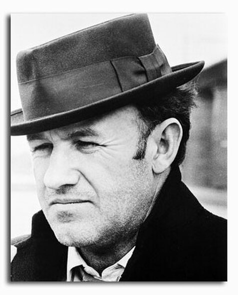 (SS193414) Gene Hackman  The French Connection Music Photo