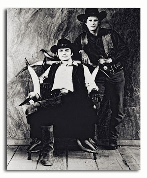 (SS195481) Cast   Alias Smith and Jones Television Photo