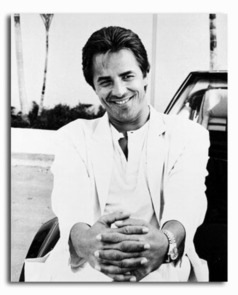 (SS200720) Don Johnson  Miami Vice Movie Photo