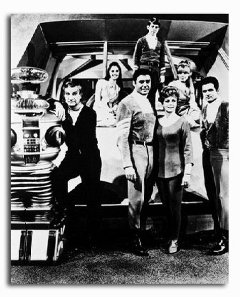 (SS200980) Cast   Lost in Space Television Photo