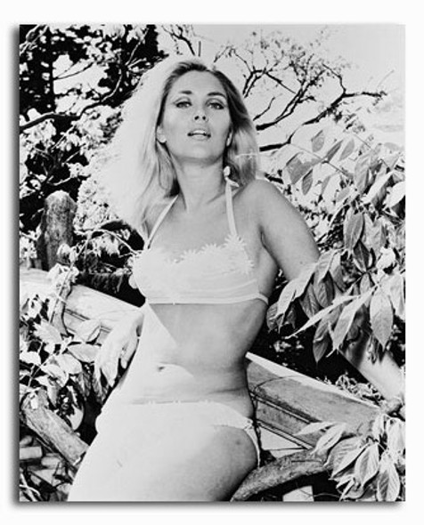 (SS203086) Alexandra Bastedo  The Champions Movie Photo