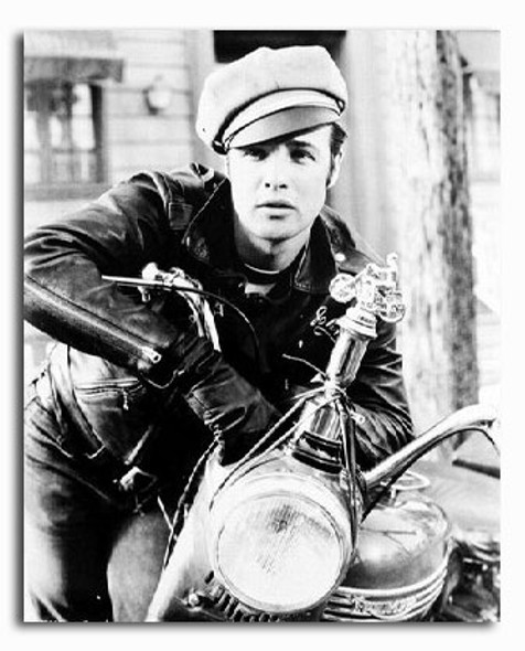 (SS217373) Marlon Brando  The Wild One Movie Photo