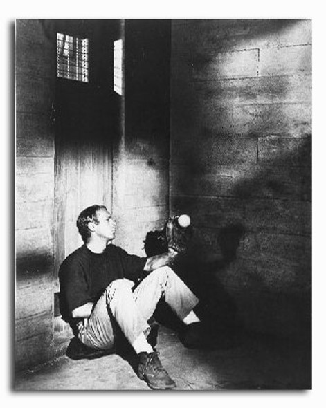 (SS221195) Steve McQueen  The Great Escape Movie Photo