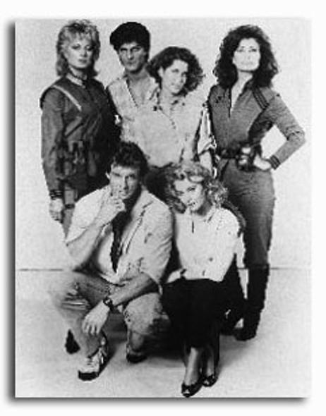 (SS222144) Cast   V Television Photo
