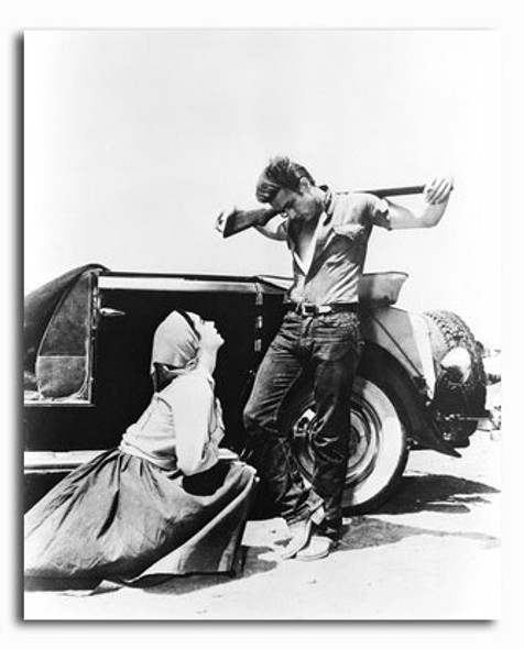 (SS223028) James Dean  Giant Movie Photo