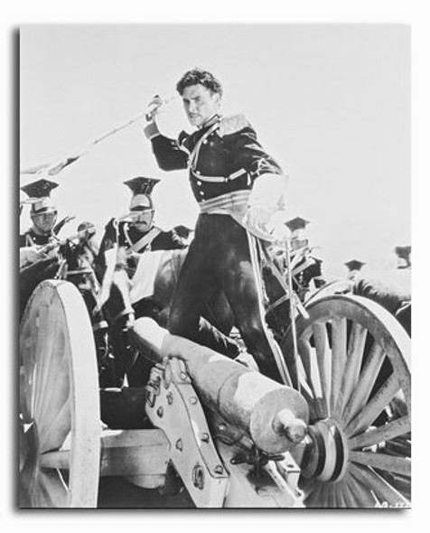 (SS223236) Errol Flynn  The Charge of the Light Brigade Movie Photo