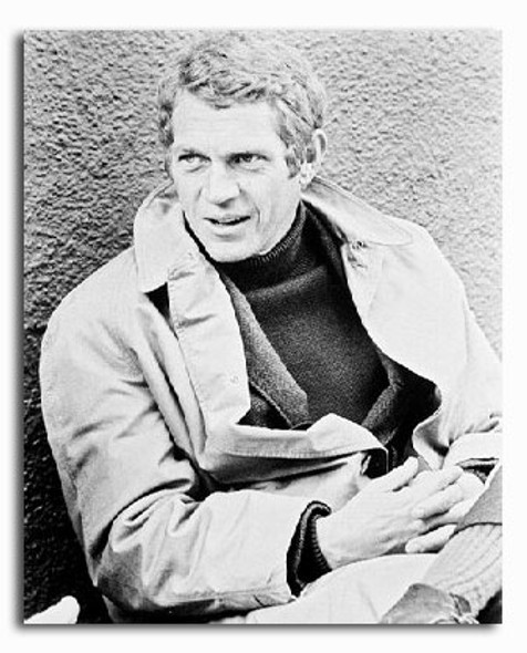 (SS224003) Steve McQueen  Bullitt Movie Photo