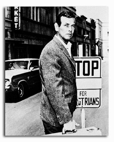 (SS226174) David Janssen  The Fugitive Movie Photo