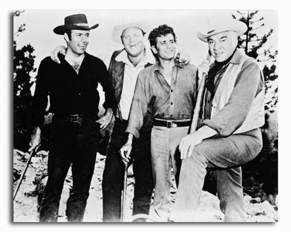 (SS227747) Cast   Bonanza Television Photo
