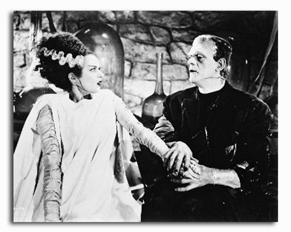 (SS228800) Boris Karloff  Bride of Frankenstein Movie Photo