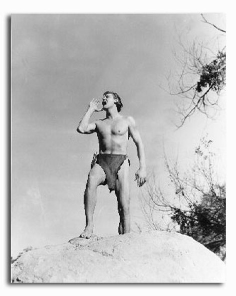(SS229827) Johnny Weissmuller  Tarzan and His Mate Movie Photo