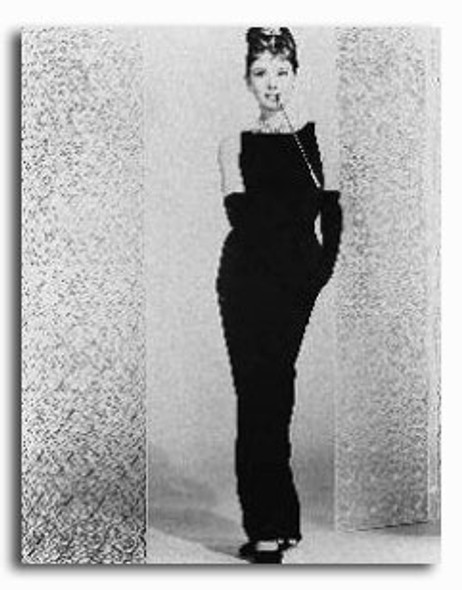 (SS231075) Audrey Hepburn  Breakfast at Tiffany's Movie Photo