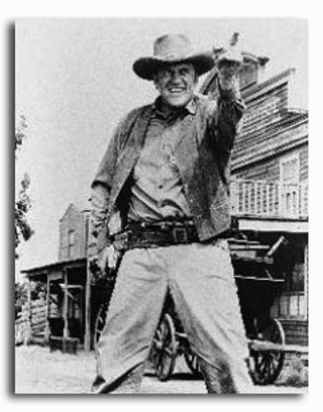 (SS232882) James Arness  Gunsmoke Television Photo