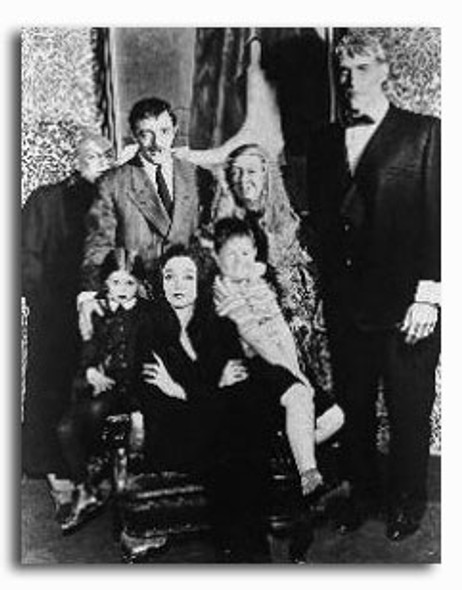 (SS234130) Cast   The Addams Family Television Photo