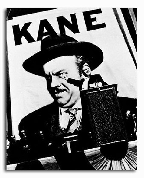 (SS239356) Orson Welles  Citizen Kane Movie Photo