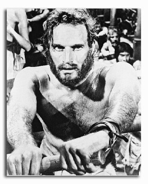 (SS244699) Charlton Heston  Ben-Hur Movie Photo