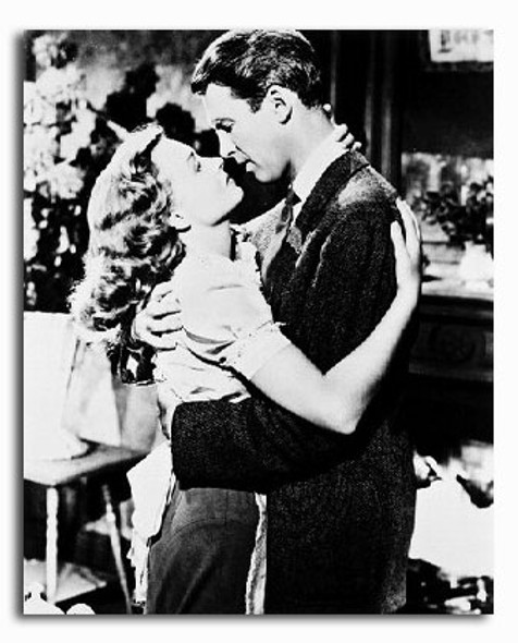 (SS249951) James Stewart  It's a Wonderful Life Movie Photo