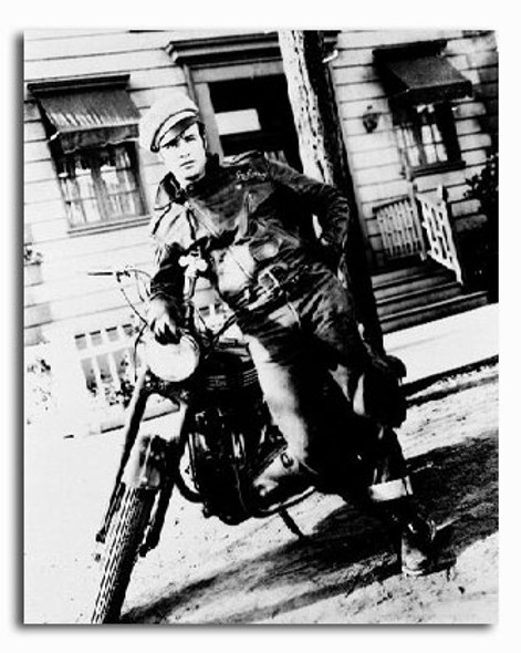 (SS250471) Marlon Brando  The Wild One Movie Photo