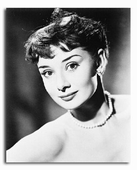 (SS251212) Audrey Hepburn Movie Photo