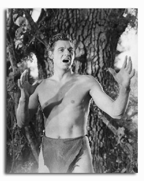 (SS252200) Johnny Weissmuller  Tarzan and His Mate Movie Photo