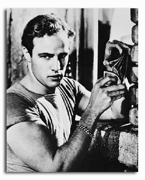 (SS254709) Marlon Brando  A Streetcar Named Desire Movie Photo
