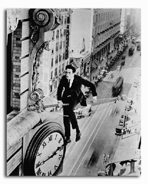 (SS255710) Harold Lloyd Movie Photo