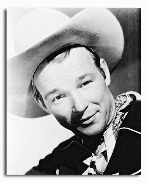 (SS256139) Roy Rogers Movie Photo