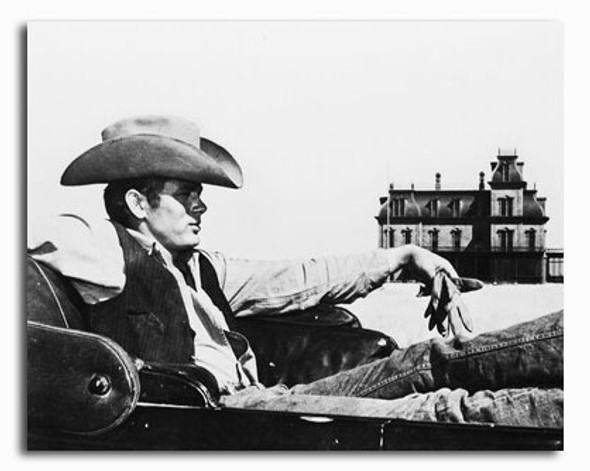 (SS257088) James Dean  Giant Movie Photo