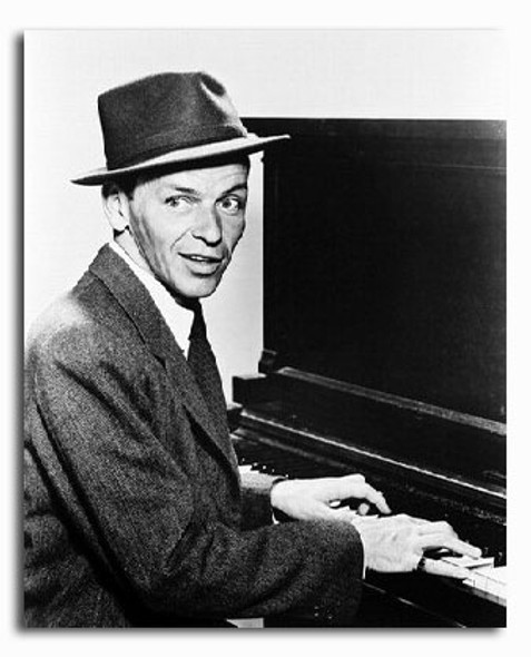 (SS258375) Frank Sinatra  Young at Heart Music Photo
