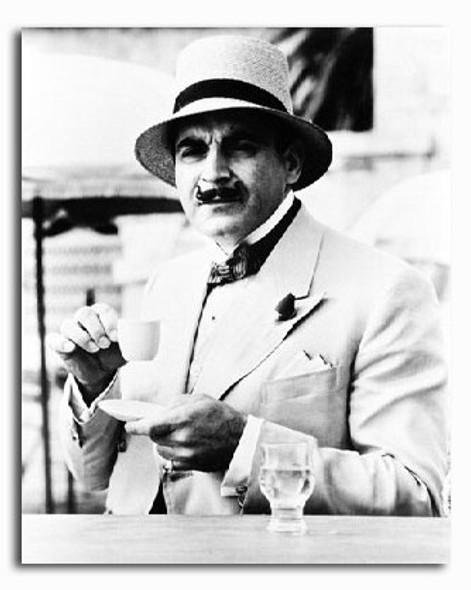 (SS258453) David Suchet  Poirot Movie Photo