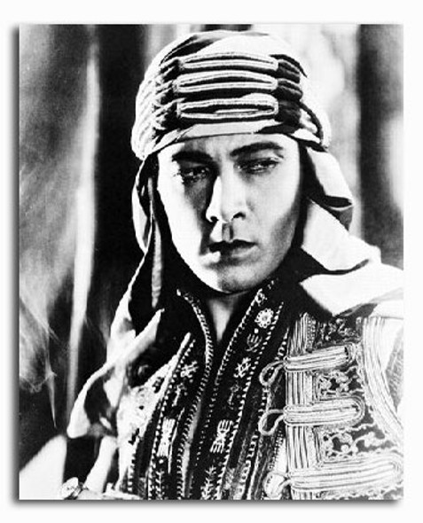 (SS258531) Rudolph Valentino  The Sheik Movie Photo