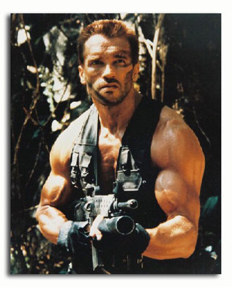 (SS273936) Arnold Schwarzenegger  Predator Movie Photo