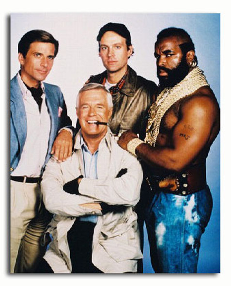 (SS305149) Cast   The A-Team Television Photo
