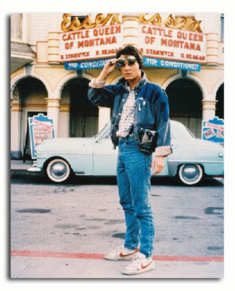 (SS306267) Michael J. Fox  Back to the Future Movie Photo