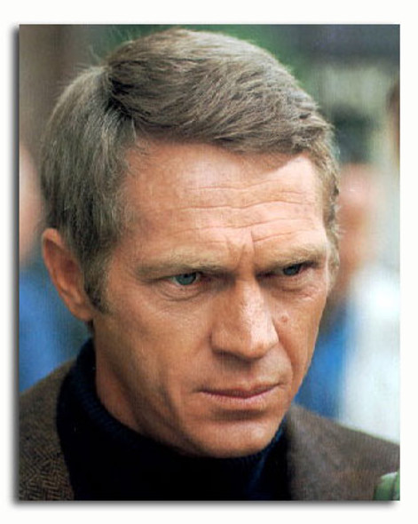 (SS316368) Steve McQueen  Bullitt Movie Photo