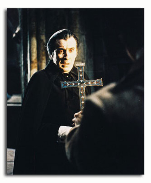 (SS322452) Christopher Lee  Dracula Has Risen  Movie Photo
