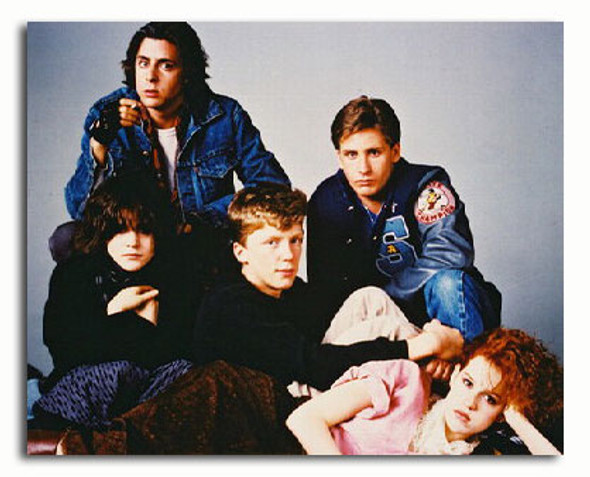 (SS328718) Cast   The Breakfast Club Movie Photo