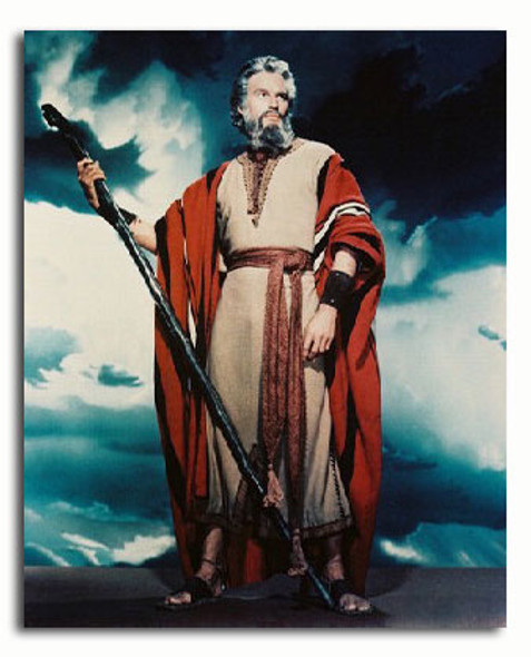 (SS333073) Charlton Heston  The Ten Commandments Movie Photo