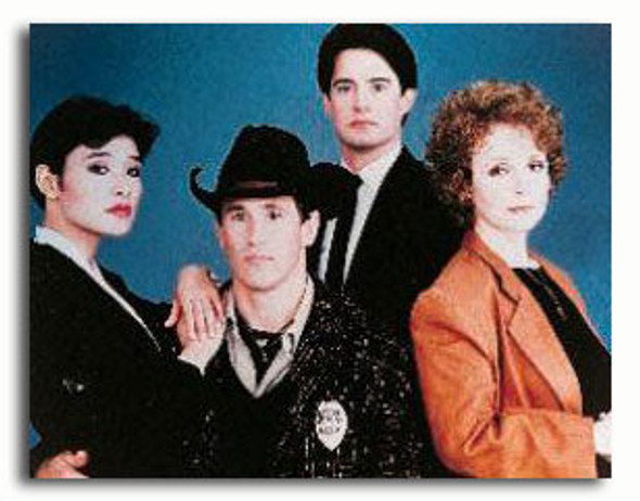 (SS337025) Cast   Twin Peaks Television Photo
