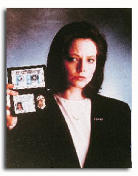 (SS339001) Jodie Foster  The Silence of the Lambs Movie Photo