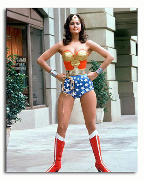 (SS341042) Lynda Carter  Wonder Woman Movie Photo