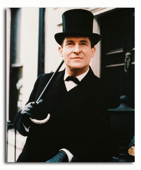 (SS345969) Jeremy Brett  The Adventures of Sherlock Holmes Movie Photo